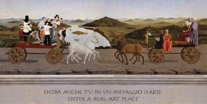 Le Vedute Rinascimentali di Piero della Francesca