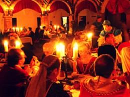 Cena Rinascimentale: la magia del 500′ a Castello